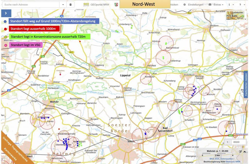 Anlagenberechnung und Karten-720m-1000m Abstand Kreis Soest_6